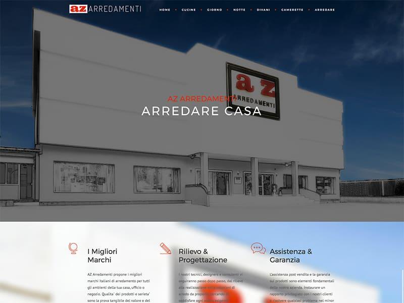 Web agency napoli realizzazione siti web prezzi for Az arredamenti